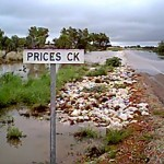 Great Northern Highway at Prices Creek near Fitzroy Crossing