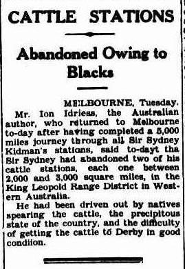 The Canberra Times  Wednesday 28 August 1935, page 1