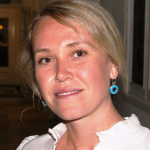 The Wilderness Society's Marine Conservation Officer Jenita Enevoldsen